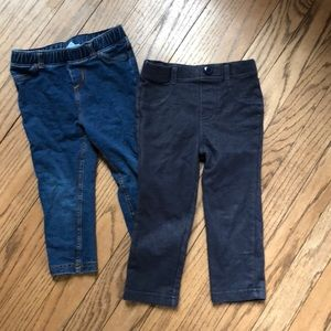 Other - Toddler girls jeggings